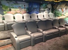 Home theaters kids Build kids friendly home theaters - Elite Home Theater Seating -