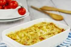 Creamy cheese cauliflower - Real Recipes from Mums Moroccan Spices, Creamy Cheese, Cheddar Cheese, Cooking Time, Cauliflower, Macaroni And Cheese, Side Dishes, Vegetarian, Baking