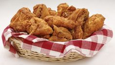 Today is NATIONAL FRIED CHICKEN DAY! Pass the hot sauce!