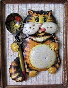 Симпатичные коты Марины Архиповой. Обсуждение на LiveInternet - Российский Сервис Онлайн-Дневников