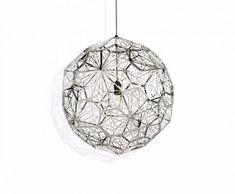 Etch Web Pendant Steel - Pendant Lights - Lighting - Shop