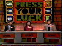 Press Your Luck - No Whammies!