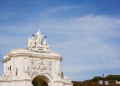 Lisbon | Arco do Triunfo viewpoint | The Lisboners