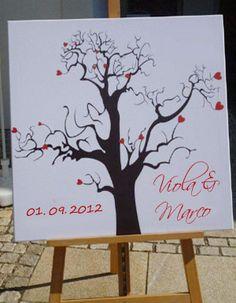 weddingtree wedding tree hochzeitsbaum hochzeit heiraten leinwand diy baum anleitung. Black Bedroom Furniture Sets. Home Design Ideas