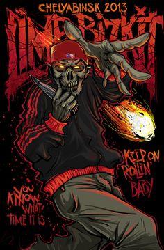 limp bizkit poster rock music art https://es.pinterest.com/bigtoe142/