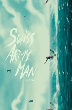 Swiss Army Man (2016)  HD Wallpaper From Gallsource.com