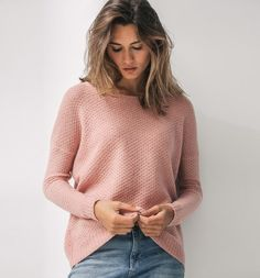 Pull+moelleux+Femme