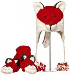 Fox Animal Hat Product Image