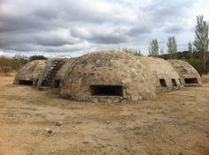 Incluimos nuevas fotos del bunker Blockhaus de Colmenar del Arroyo, después de su inclusión como Yacimiento Visitable de la comunidad de Madrid. #historia #turismo  http://www.rutasconhistoria.es/loc/bunker-colmenar-de-arroyo