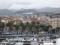 San Remo, the Italian Riviera