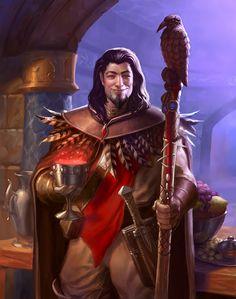 ✔ Card Name: Medivh, The Guarddian Artist: James Ryman ✖