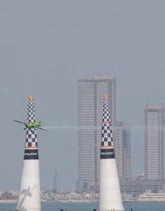 Red Bull Air Race PILOT François Le Vot