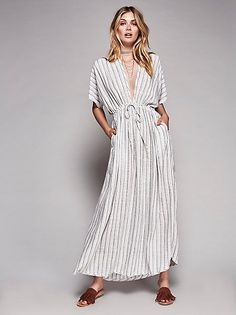 c66229dadaf Hold My Hand Maxi. Casual ChiqueStriped Maxi DressesCasual ...