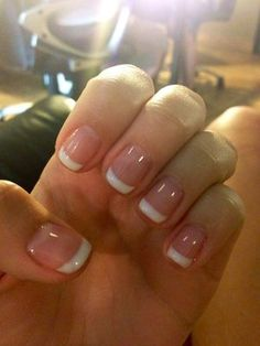Healthy living at home devero login account access account Shellac Nails French, Shellac Manicure, Glitter Gel Nails, Cute Acrylic Nails, Manicure And Pedicure, Diy Nails, French Tip Manicure, Love Nails, Pretty Nails