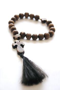 Eastern Orthodox and Catholic prayer beads #iwanttobecomeachristiancounselor