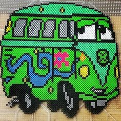 Fillmore - Cars perler beads by crystahnicole