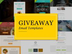 Get premium email templates for FREE by voting for your desired ones now!
