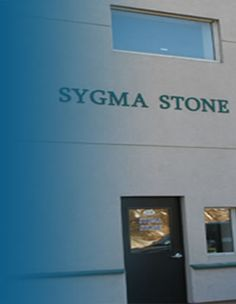 Sygma Stone - About Us