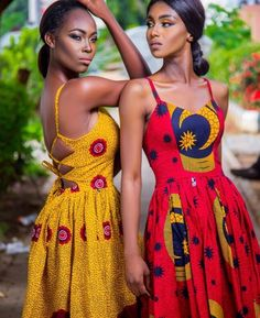 African print dresses #ankarastyle #ankarafashion