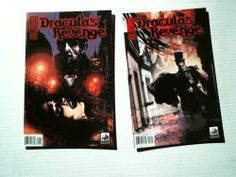 Dracula's Revenge #1, #2 LOT SET (2004) VF IDW Comics