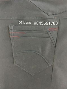 DF jeans 1989