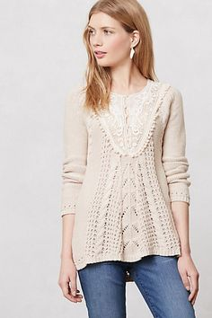 Adelaide Sweater #anthropologie or Something like this (since it's out of stock)