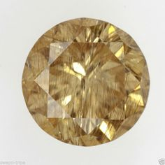 JEWELRY GEMSTONE SPARKLING 0.96 CARAT I2 CLARITY LOOSE MOISSANITE ROUND SHAPE