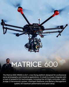 1160 best Drones images on Pinterest   Aerial photography  Aerial     DJI Matrice 600 Flying Platform  RTF   The Cheerson CX 30W is a