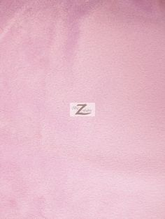 "SOLID MINKY FABRIC - Light Pink - 58""/60"" WIDTH SMOOTH MINKY SOLD BY THE YARD #BIGZFABRIC #SMF710FB"