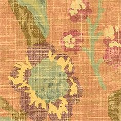 WENZEL, Sunbaked Red, T7172, Collection Tamarind from Thibaut
