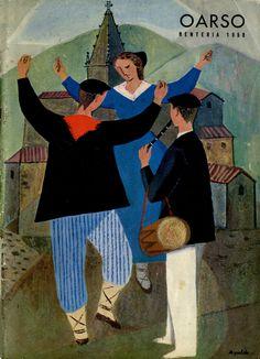 Oarso, 1958