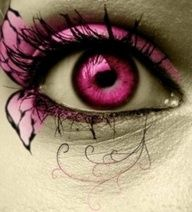 Image detail for -. Ideas 2012 crazy eye makeup designs – Eye Makeup Tips For Blue Eyes Crazy Eye Makeup, Beautiful Eye Makeup, Beautiful Eyes, Amazing Eyes, Amazing Makeup, Pretty Eyes, Cool Eyes, Pink Love, Pretty In Pink