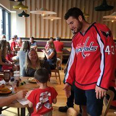 Tom Wilson Hockey Baby, Hockey Teams, Hockey Players, Ice Hockey, Hockey Outfits, Washington Capitals Hockey, Tom Wilson, Hockey Quotes