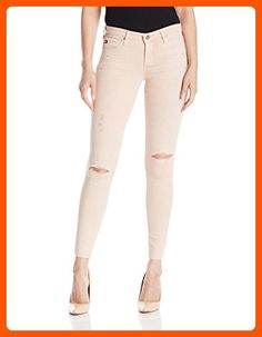 e8adf3dff6f5e AG Adriano Goldschmied Women's the Legging Ankle Worn Ground, Sun Faded  Distressed Sandy Rose,