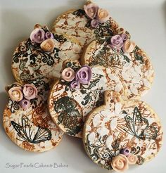 Autumn Blessings! by Sugar Pearls Cakes & Bakes
