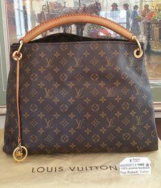 ❤Dust Bag❤Artsy MM❤Louis Vuitton Monogram M40249❤Hobo Purse LV Shoulder Handbag | eBay