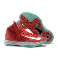 outlet store e7778 46bdb Buy Nike Lunar Hyperdunk 2013 University Red Silver White Jade Basketball  Shoes For Wholesale
