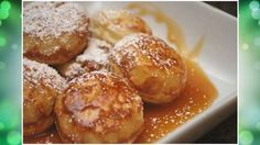 Aebleskivers are a Danish tradition that can be enjoyed for breakfast, dessert, and even dinner.