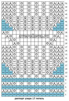 """针织模式: """" 波浪形边缘 """"(图案540) - maomao - 我随心动"""