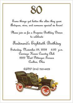 Wording For 90th Birthday Invitations 90 Birthday Invitations