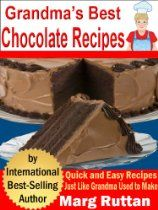 Grandma's Best Chocolate Recipes (Grandma's Best Recipes)  By Marg Ruttan