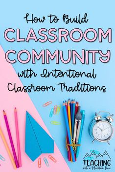 Every year that I walk into a classroom, I have the same goal: build our class into warm, welcoming community that functions like a great, big extended family. We build classroom traditions and routine that help us to achieve this community, and it has worked year after year! Here are some of my favorite tried and true activities to help build community in an upper elementary (third, fourth, fifth) grade classroom. 3rd Grade Reading, Third Grade Math, Fifth Grade, Second Grade, Student Behavior, Student Teaching, Teaching Kids, Elementary Teacher, Upper Elementary