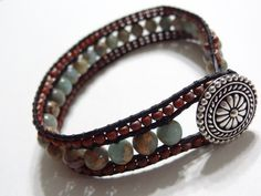 When Ocean Meets the Earth- Like the bracelet and the website has lots of tutorials as well.