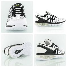 Nike Fingertrap Max white/black