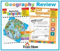 Evan-Moor Geography Review
