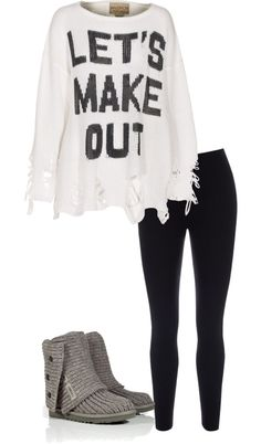 """""""Lets make out"""" by kadygayle on Polyvore"""