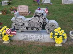 Harley Davidson . . .