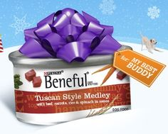 Free Sample of Beneful Tuscan Style Medley