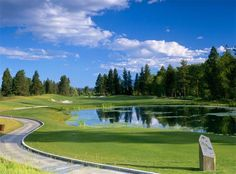 Circling Raven Golf Course, Coeur d'Alene, ID