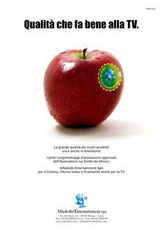 Alfadedis Advertising.   Concept, copywriting